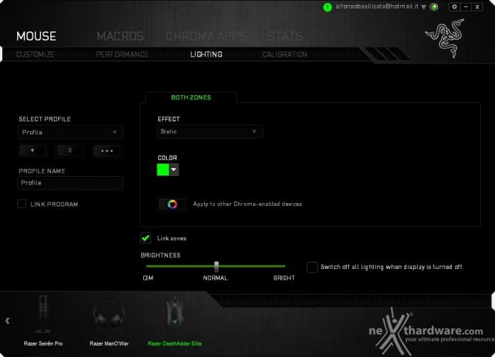 Razer DeathAdder Elite & Gigantus Black Edition 5. Razer Synapse 3