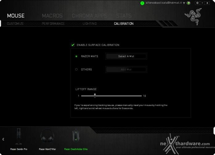 Razer DeathAdder Elite & Gigantus Black Edition 5. Razer Synapse 4