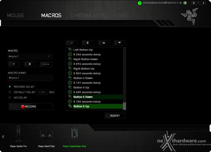 Razer DeathAdder Elite & Gigantus Black Edition 5. Razer Synapse 6