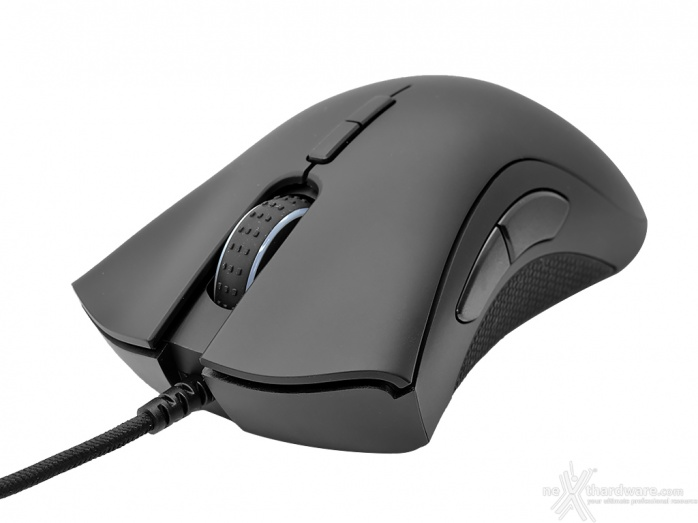 Razer DeathAdder Elite & Gigantus Black Edition 3. Visto da vicino - Parte seconda 1