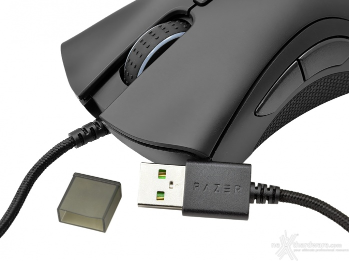 Razer DeathAdder Elite & Gigantus Black Edition 3. Visto da vicino - Parte seconda 2