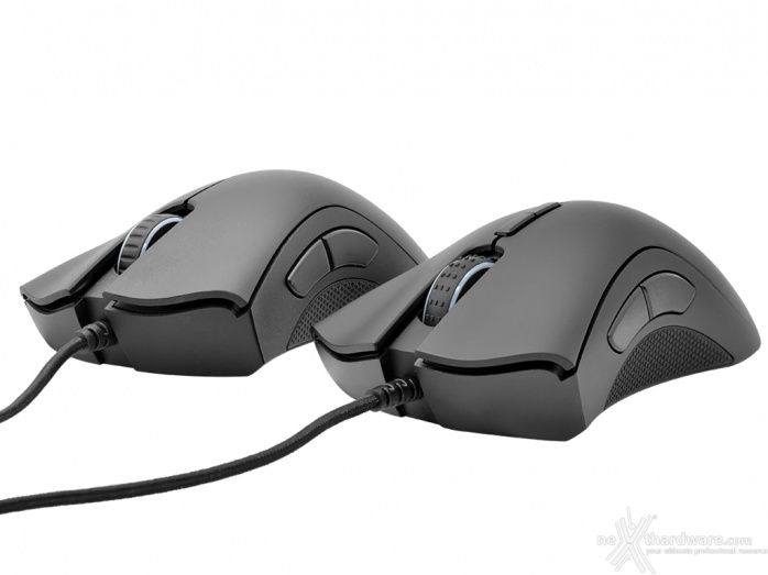 Razer DeathAdder Elite & Gigantus Black Edition 3. Visto da vicino - Parte seconda 5