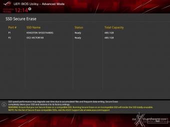 ASUS ROG MAXIMUS IX CODE 7. UEFI BIOS  -  Impostazioni generali 14