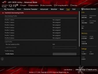 ASUS ROG MAXIMUS IX CODE 7. UEFI BIOS  -  Impostazioni generali 15
