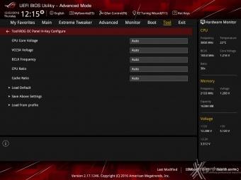 ASUS ROG MAXIMUS IX CODE 7. UEFI BIOS  -  Impostazioni generali 16