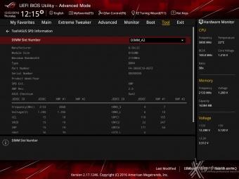 ASUS ROG MAXIMUS IX CODE 7. UEFI BIOS  -  Impostazioni generali 17