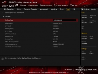 ASUS ROG MAXIMUS IX CODE 7. UEFI BIOS  -  Impostazioni generali 18