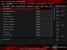 ASUS ROG MAXIMUS IX CODE 7. UEFI BIOS  -  Impostazioni generali 7