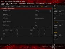 ASUS ROG STRIX Z270E GAMING 7. UEFI BIOS  -  Impostazioni generali 15