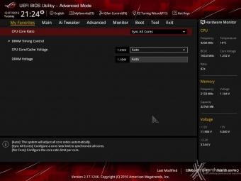 ASUS ROG STRIX Z270E GAMING 7. UEFI BIOS  -  Impostazioni generali 3