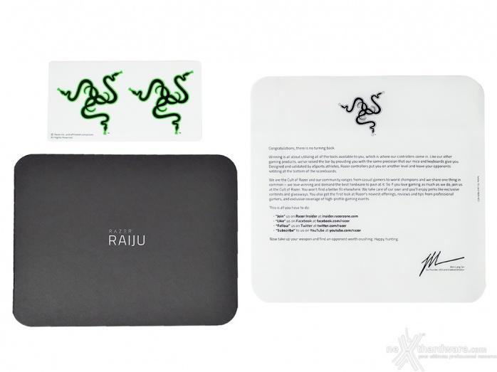 Razer Raiju 1. Unboxing 5