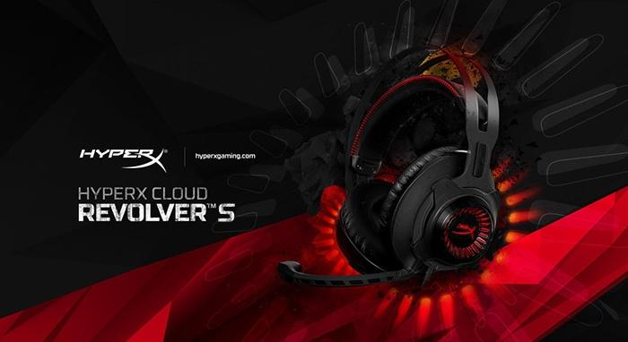 HyperX Cloud Revolver S 1