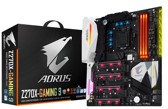 GIGABYTE AORUS GA-Z270X-Gaming 9 1