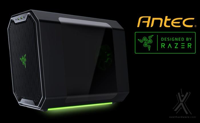 Antec Cube by Razer 1