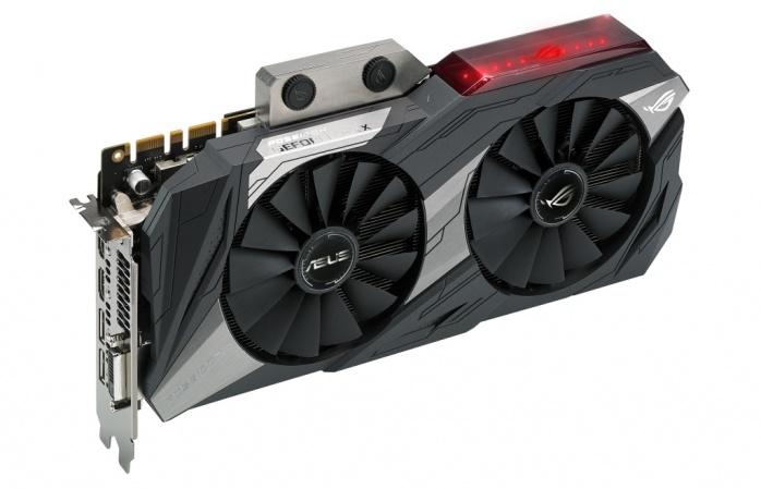 ASUS ROG Poseidon GeForce GTX 1080 Ti 5