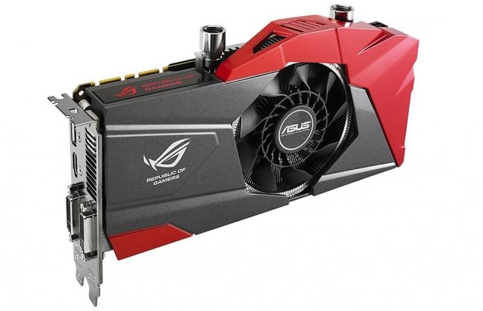 ASUS ROG Poseidon GeForce GTX 1080 Ti 1