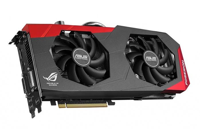 ASUS ROG Poseidon GeForce GTX 1080 Ti 2