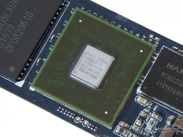 Patriot Hellfire M.2 NVMe 480GB 1. Visto da vicino 6