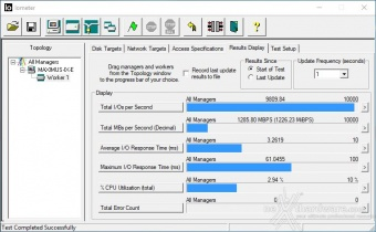 Patriot Hellfire M.2 NVMe 480GB 9. IOMeter Sequential 7