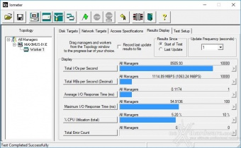 Patriot Hellfire M.2 NVMe 480GB 9. IOMeter Sequential 6