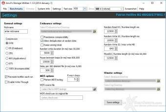 Patriot Hellfire M.2 NVMe 480GB 14. Anvil's Storage Utilities 1.1.0 1