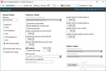 Patriot Hellfire M.2 NVMe 480GB 14. Anvil's Storage Utilities 1.1.0 2