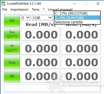 Patriot Hellfire M.2 NVMe 480GB 11. CrystalDiskMark 5.2.1 2