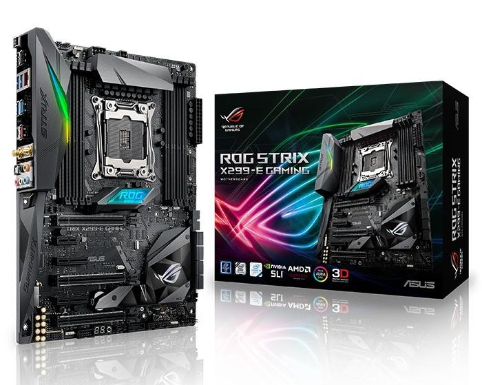 ASUS ROG STRIX X299-E GAMING 1