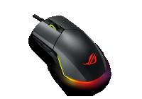 Un vero mouse ambidestro senza i fastidi tipici della serie extra di pulsanti laterali.