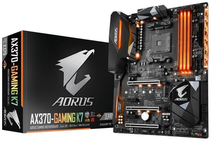 GIGABYTE AORUS AX370-Gaming K7 1