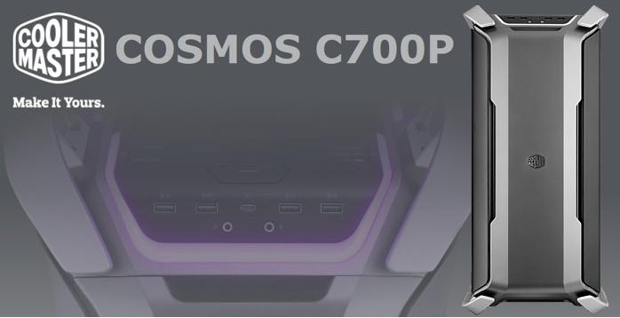 Cooler Master COSMOS C700P 1