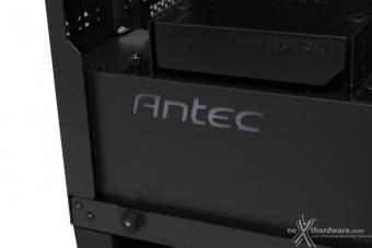 Antec P110 Luce 3. Interno 13