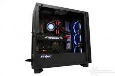 Antec P110 Luce 5. Installazione componenti 16