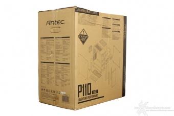Antec P110 Luce 1. Packaging & Bundle 3