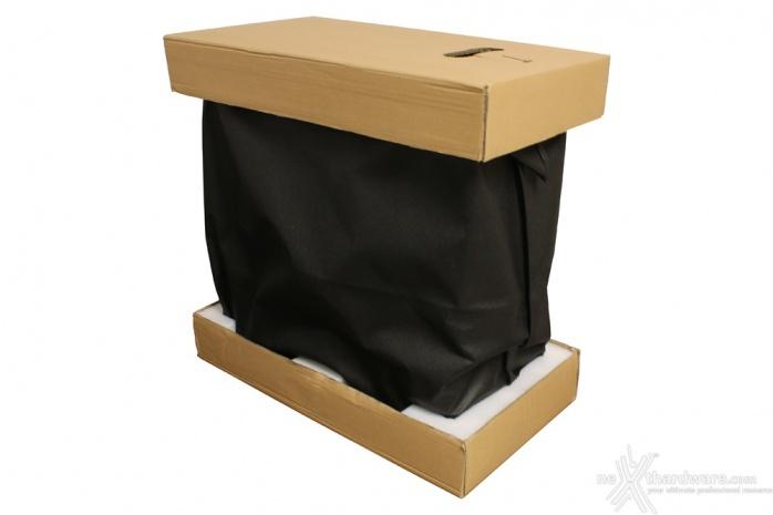Antec P110 Luce 1. Packaging & Bundle 4
