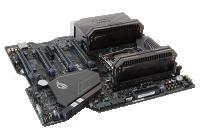 Una vera fuoriserie in grado di spingere al massimo le recenti CPU Skylake-X e Kaby Lake-X.
