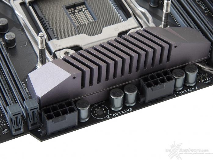 ASUS ROG RAMPAGE VI APEX 3. Vista da vicino 6