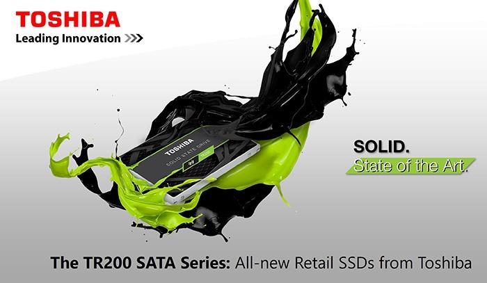 Toshiba TR200 480GB 1