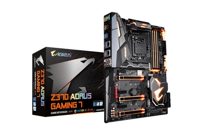 GIGABYTE Z370 AORUS Gaming 7 2
