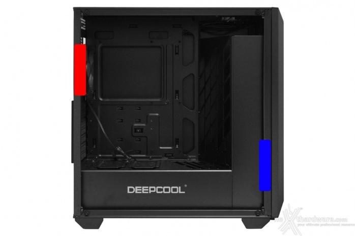 DEEPCOOL Earlkase RGB 4. Raffreddamento 1