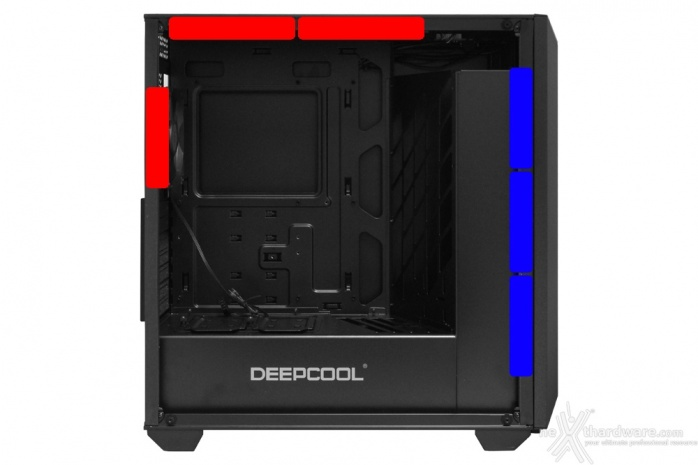 DEEPCOOL Earlkase RGB 4. Raffreddamento 4