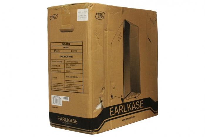 DEEPCOOL Earlkase RGB 1. Packaging & Bundle 2