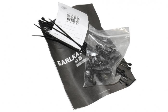 DEEPCOOL Earlkase RGB 1. Packaging & Bundle 4