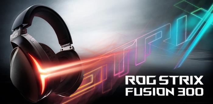 ASUS ROG STRIX Fusion 300 1
