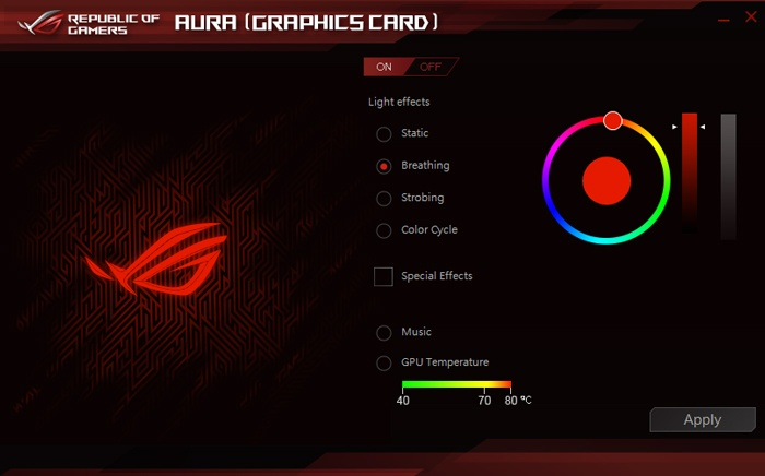 ASUS ROG STRIX GeForce GTX 1070 Ti 6. Vista da vicino - Parte prima 8