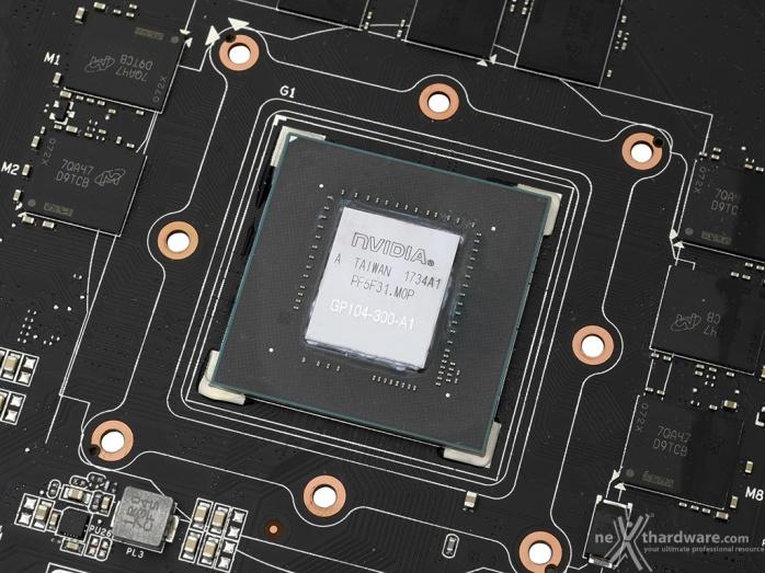 ASUS ROG STRIX GeForce GTX 1070 Ti 8. Layout & PCB 2