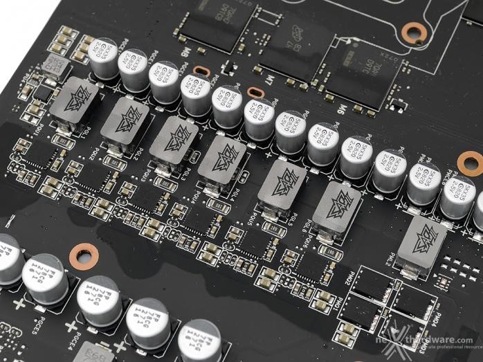 ASUS ROG STRIX GeForce GTX 1070 Ti 8. Layout & PCB 4