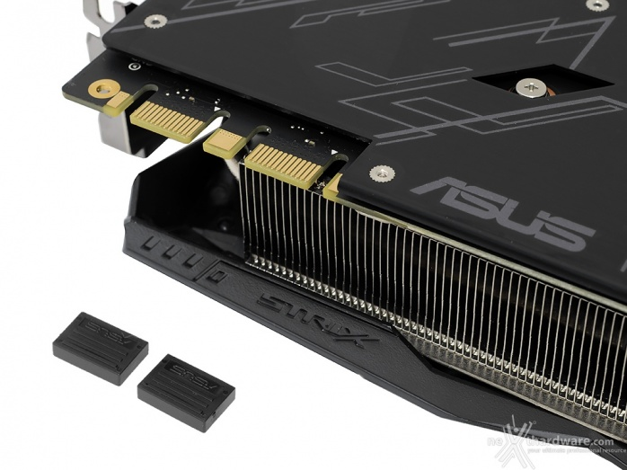 ASUS ROG STRIX GeForce GTX 1070 Ti 6. Vista da vicino - Parte prima 5