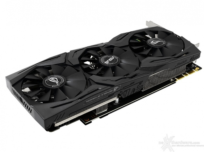 ASUS ROG STRIX GeForce GTX 1070 Ti 6. Vista da vicino - Parte prima 3