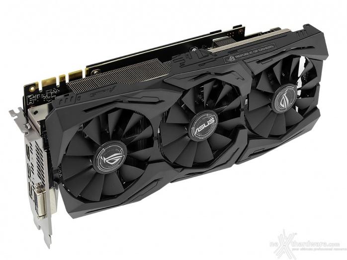 ASUS ROG STRIX GeForce GTX 1070 Ti 6. Vista da vicino - Parte prima 2